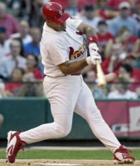 Albert Pujols - Contact